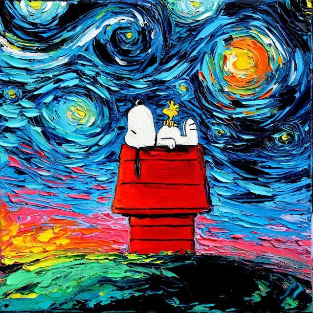 Van Gogh's Most Famous Paintings Meet Pop Culture Icons And The Result Is Stunning!