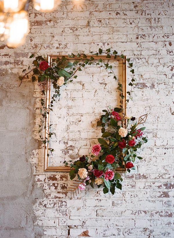 Cupid's Arrow Wedding Inspiration – photo by Jenna Henderson ruffledblog.com/……