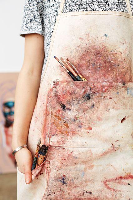 Tali Lennox: The Art World's New Darling