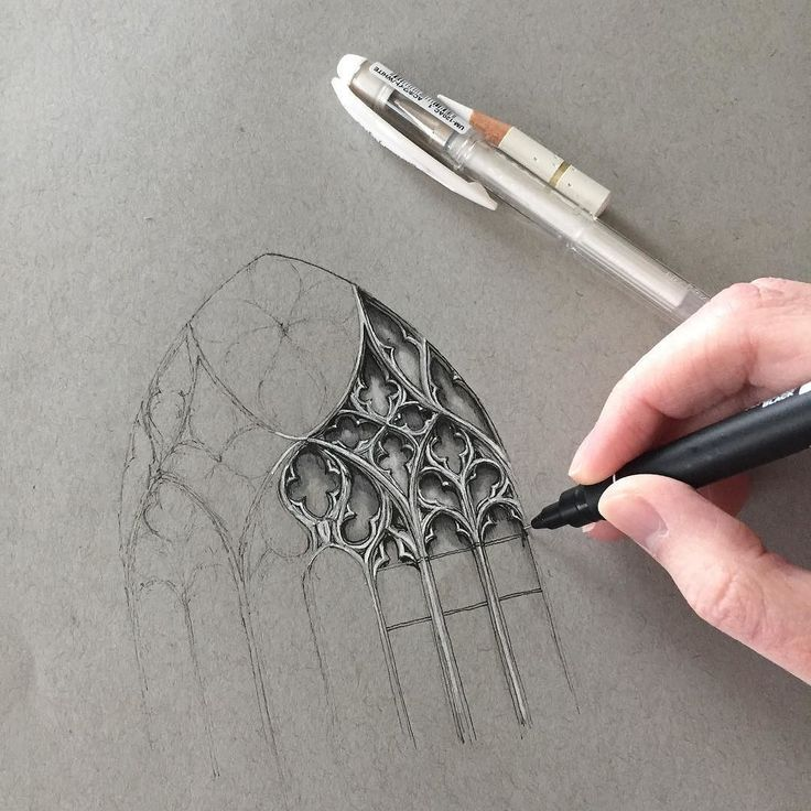 The difficulty of working with pen is that mistakes are not allowed even on the …