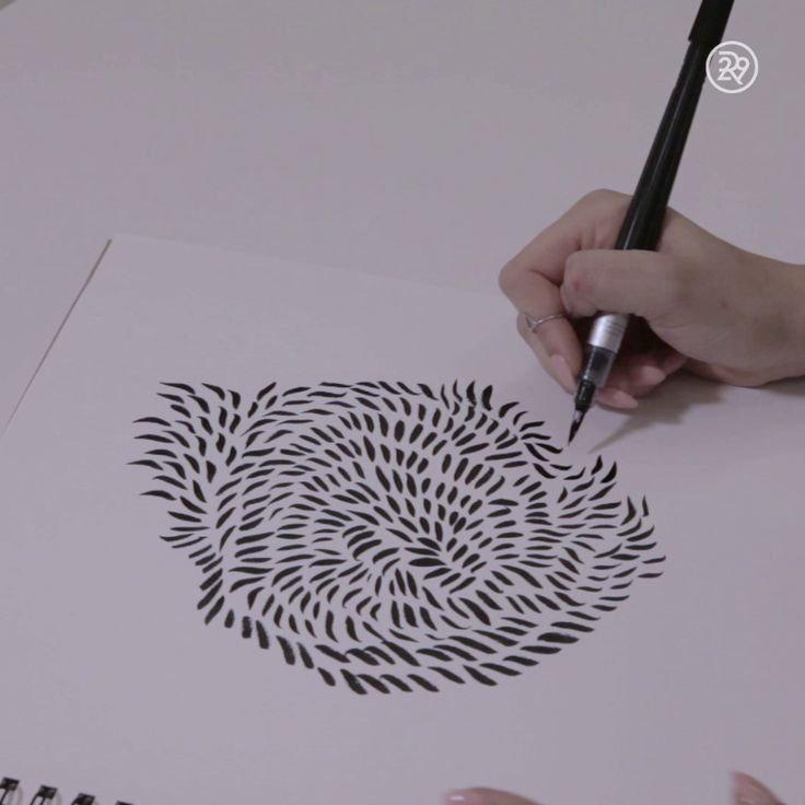 Watch This Abstract Design Unfold…
