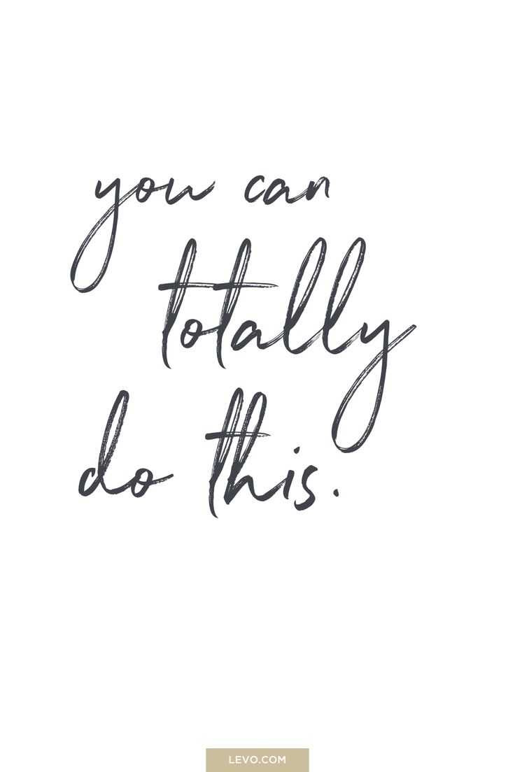 You can totally do this. – daily mantra –  It's National Stress Awareness Day. W…