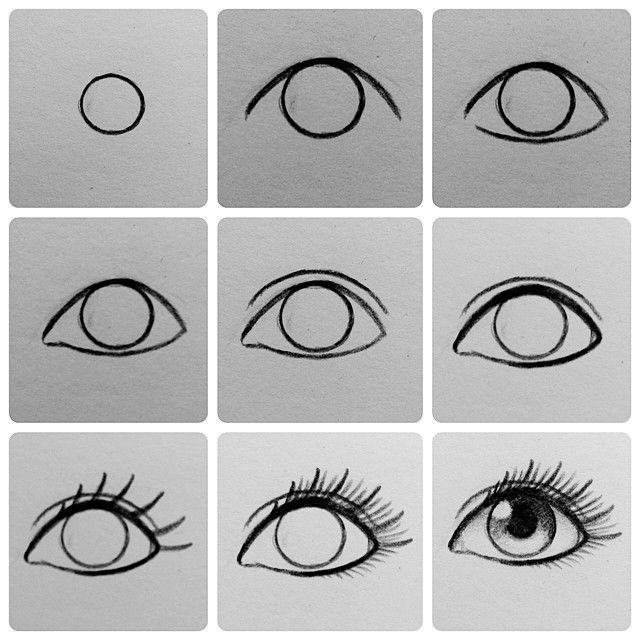 Check my last few posts~ Soo many of you have asked for a step by step eye tutor…