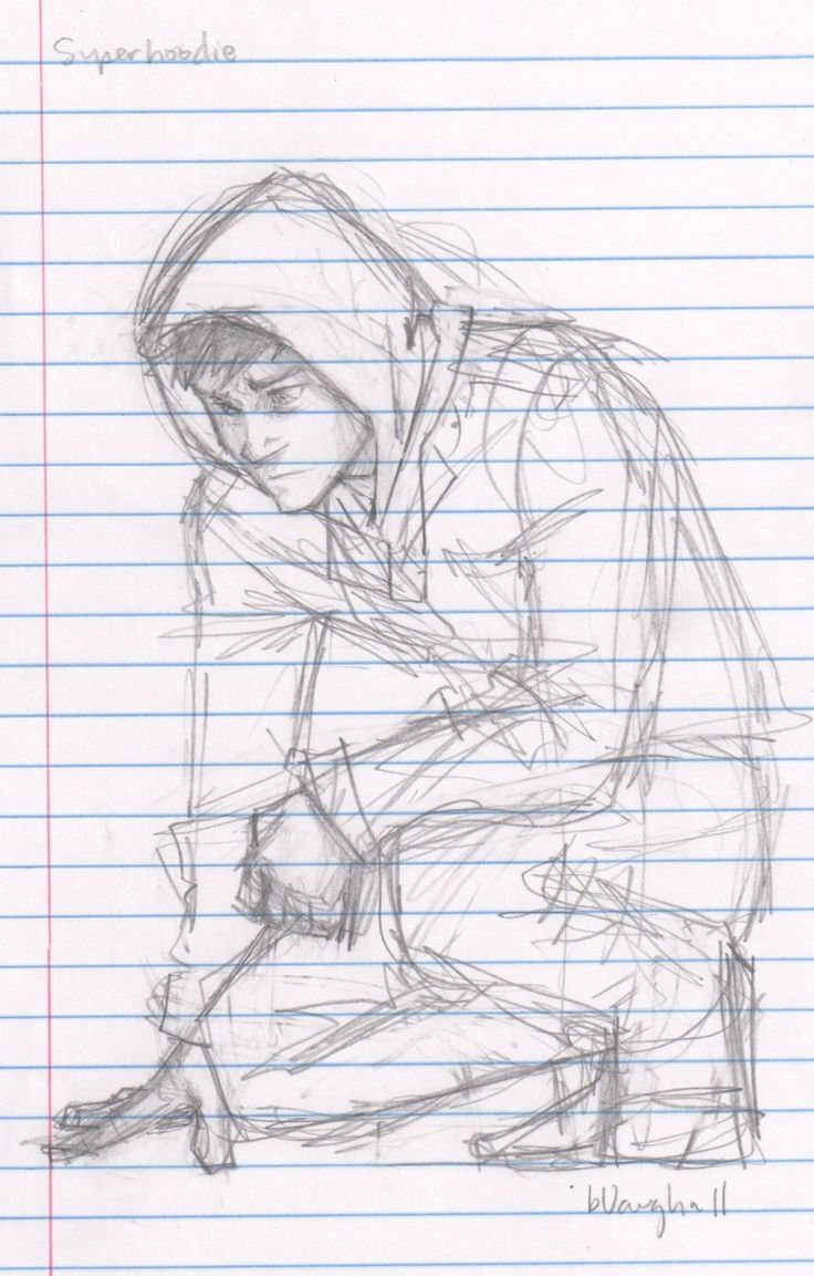 why do I like sketch drawings of male characters so much better than actual peop…