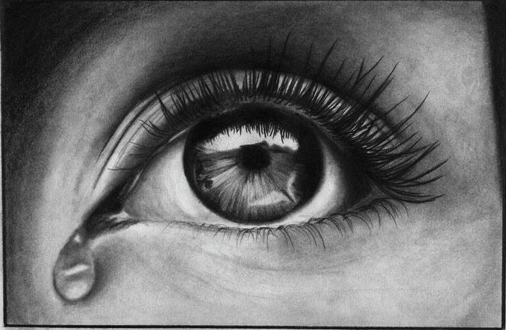 40 Beautiful and Realistic Pencil Drawings of Human Eyes | Read full article: we…