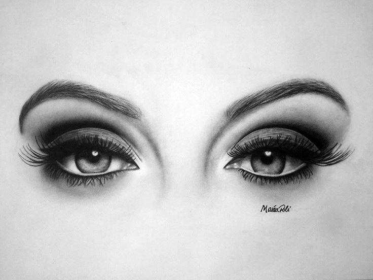 Eyes of Adele by Mahbopoli.deviant… on @deviantART