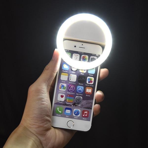 36 Highlight LED bulbs provide supplemental or side lighting for creative photog…