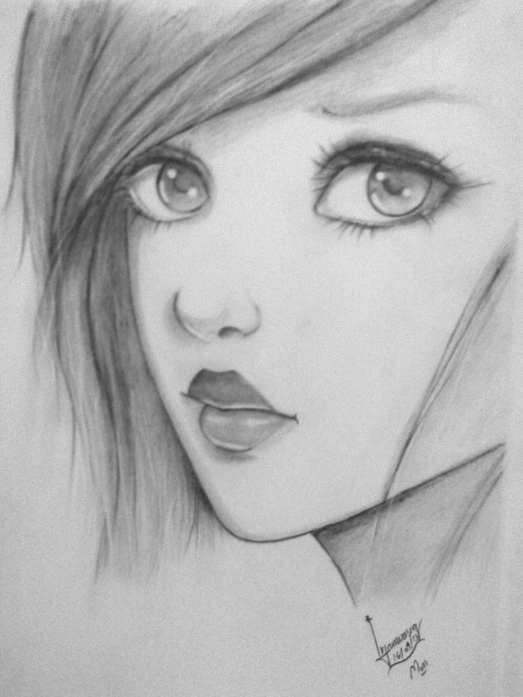 easy pencil drawings – Google Search