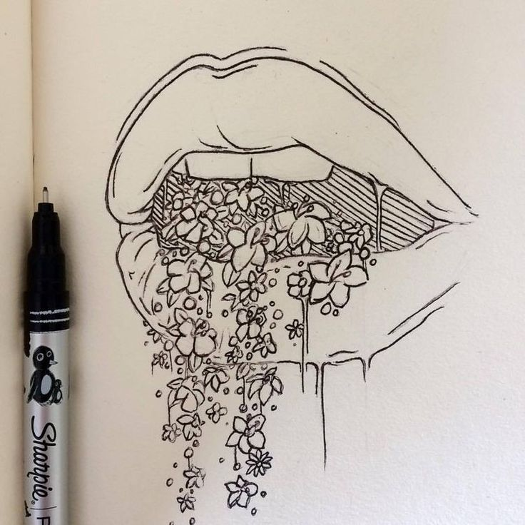Let kindness pour of your mouth like flowers