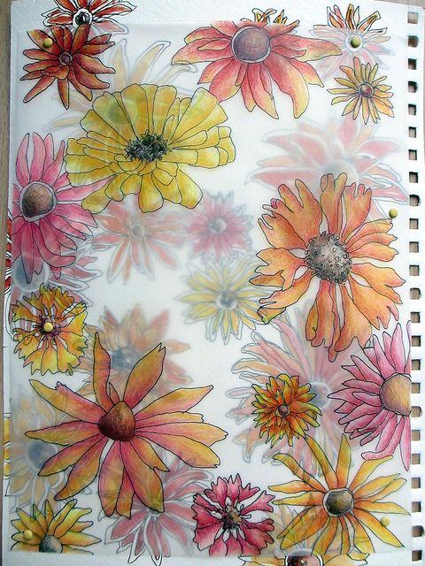 from my sketchbook JaneLaFazio.com