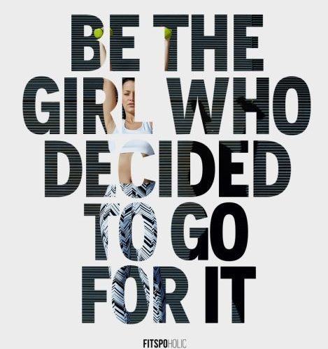 Be the girl who decided to go for it! Sign up for the Skinny Ms. Newsletter and …
