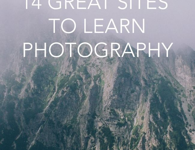 Learn photography with these amazing tutorials, videos, and blog/forum arti…