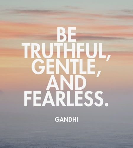 Loving Kindness Meditation (LKM) means being gentle and being fearless. Don't le…