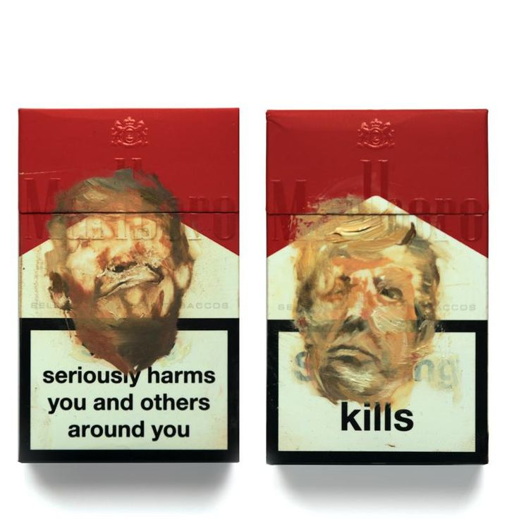 meet antony micallef, the artist painting donald trump's face on the front of …