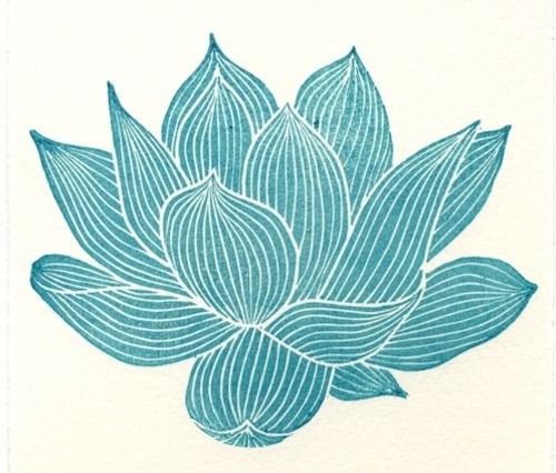 Lotus flowers, in Buddhism, symbolize faithfulness.   They also remind us that b…