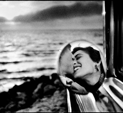 Elliott Erwitt, Santa Monica, California, (1955) by, Elliott Erwitt Elliot is ag…