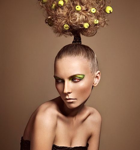 On the 11th day of Christmas my true love gave to me; apples in her hair…..WTF…