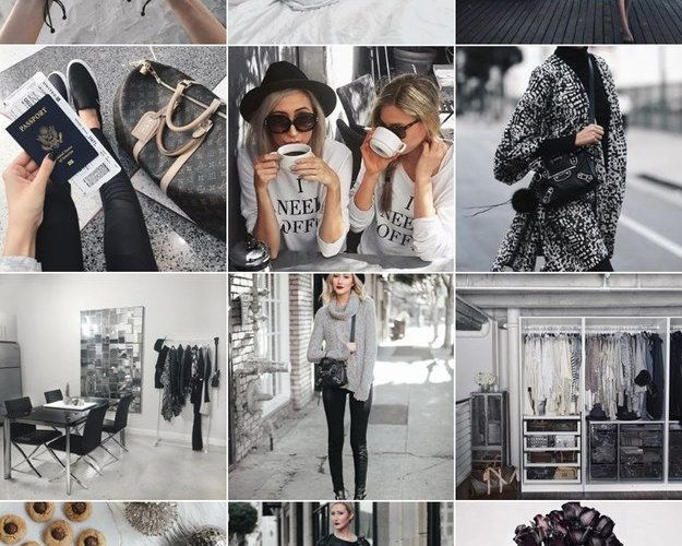 You got: Monochromatic Neutrals You're pretty darn cool, and your Insta theme …