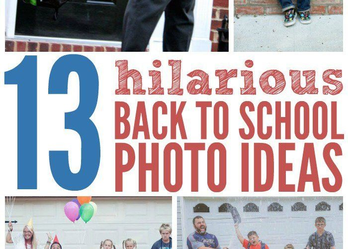 Back to school doesn't have to me traumatic. Here are some fun ways to send …