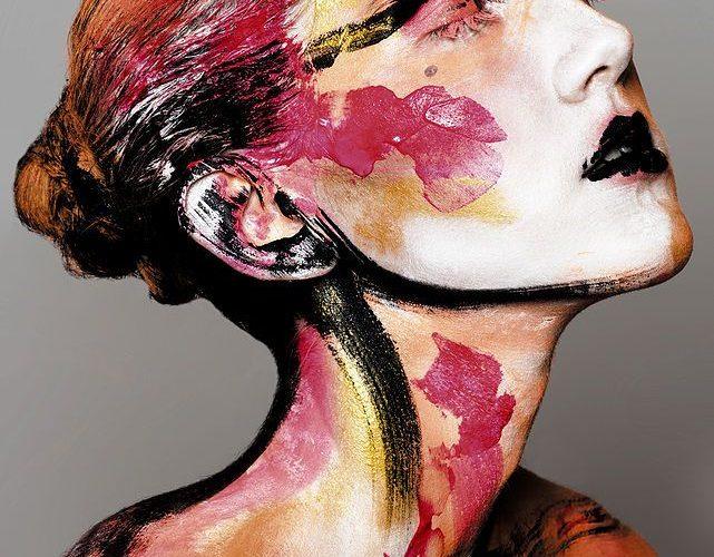 Ph.: Marianna Vysotskaya MUAH: Darya Kholodnykh Model: Misha Artistic #makeup