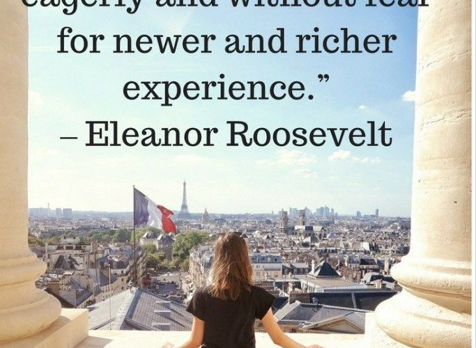 Inspirational travel quotes by women that will help you to find the confidence a…