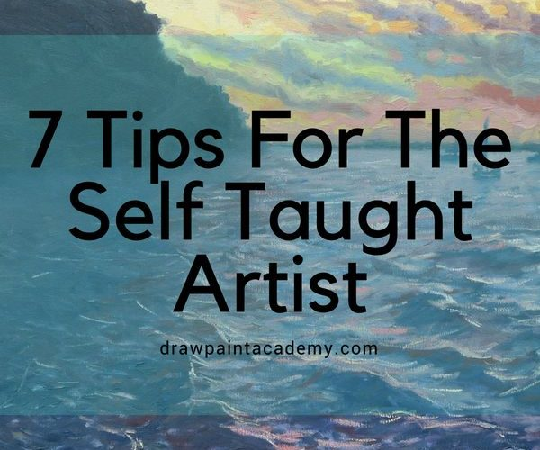 Not many of us have the luxury of going to a top art school and learning how to …
