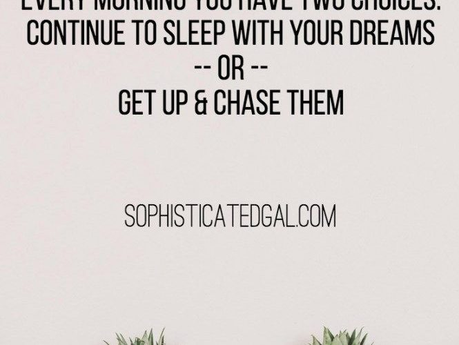 The Girl Boss Quotes to Motivate You to Follow Your Dreams | The Sophisticated G…
