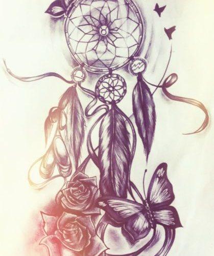 dream catcher tattoo – Google Search