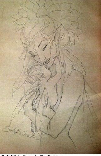 Fairy Mother by MisticUnicorn on deviantART