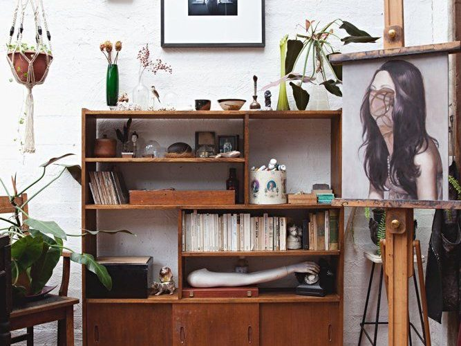 House Tour: A Bohemian, Artistic Rental in Australia   Apartment Therapy