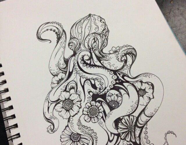 Octopus artwork                                                                 …
