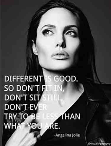 12 Inspirational Quotes That Prove Angelina Jolie Is GENIUS | YourTango