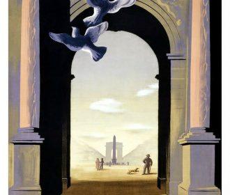 US Seller- unframed artwork for sale Paris vintage travel ads posters