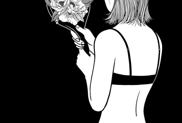 #hennkim #henn #art #illustration #drawing #sketch #black #white #pen #inspire #…