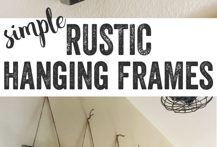 LOVE these frames! SO simple… Great way to display the kids pictures easily wi…