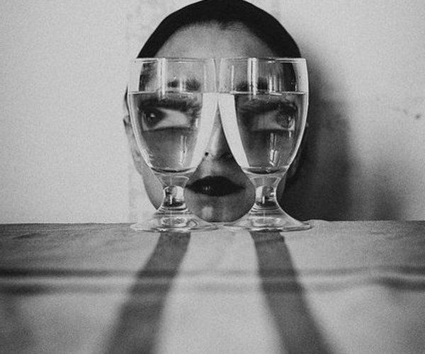 Photographie artistique en noir et blanc                                        …