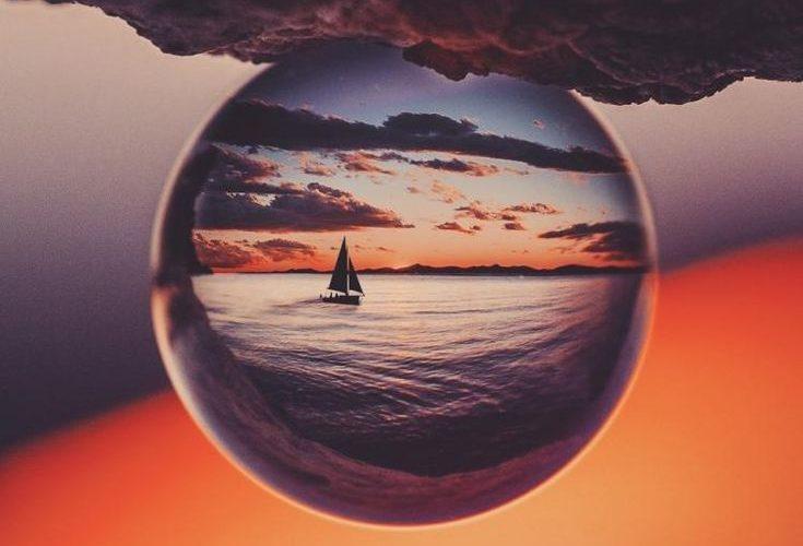 Spherical Crystal Ball Lens – Best photography accessory – Lensball