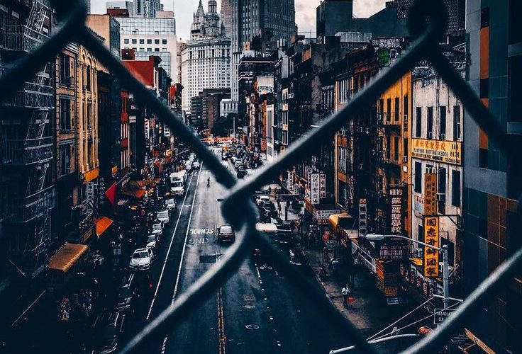 Stunning Urban Instagrams of New York City by Mike Poggioli #photography