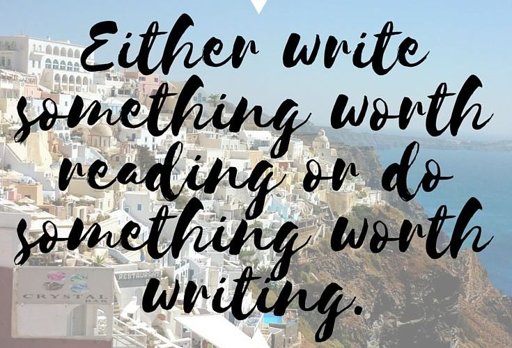 Want to change the world? Be a writer. // Quotes, inspiration, and how to change…