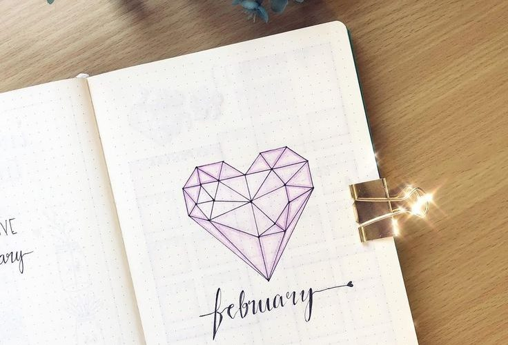Welcome in the new month by trying one of these amazing Bullet Journal Monthly W…