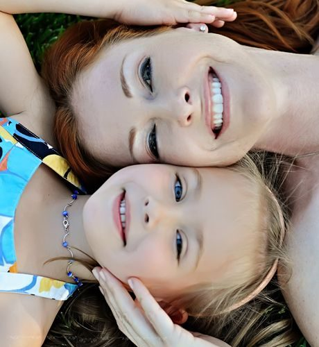 I wish my mom and I had pics like this when I was little. I will make it a prior…