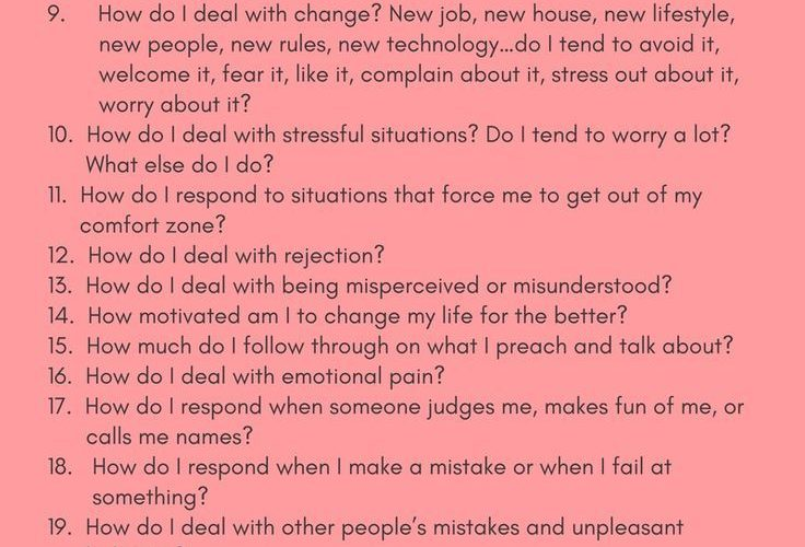 """Note: for all of the questions asking """"how do I respond to or how do I deal wi…"""