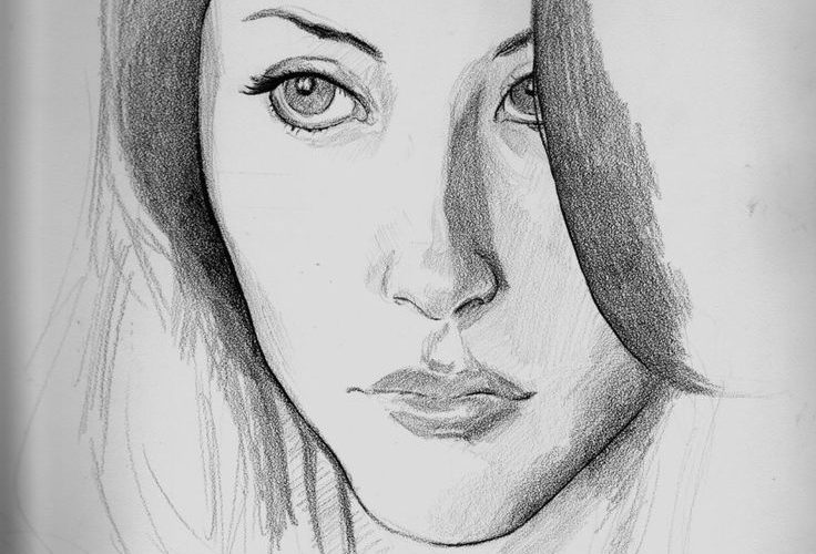 pencil art | wax pencil drawing by wes stclaire traditional art drawings portrai…