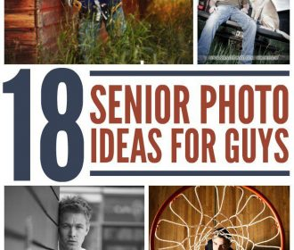 Why should girls get all the fun when it comes to senior pictures? Check out the…
