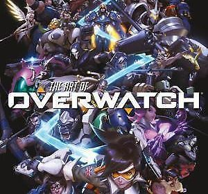 The Art of Overwatch by Blizzard in Used – Good