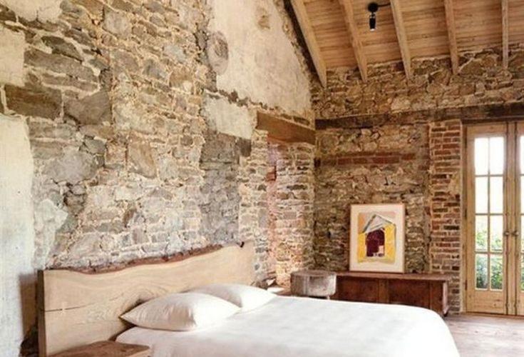95+ Admirable Artistic Vintage Brick Wall Design for Home Interior #interiordesi…