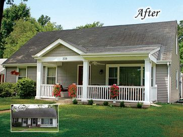20 Home Exterior Makeover Before and After Ideas – Home Stories A to Z