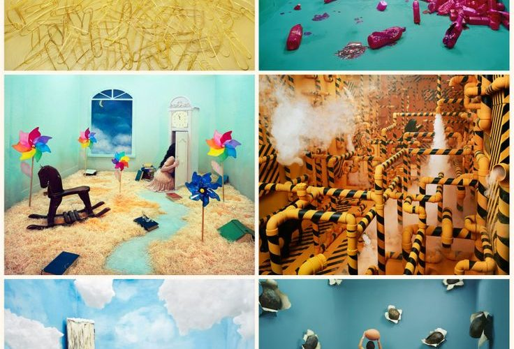 Korean artist Jee Young Lee's beautiful dreamscapes are living proof that you …
