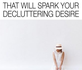 Need some decluttering inspiration to get your minimalist lifestyle going? These…