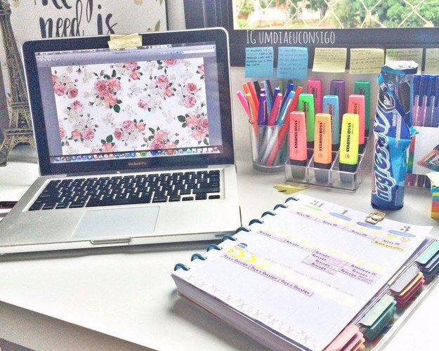 Suddenly I have an urge to go to an office supply store????? | 25 Studying Photo…